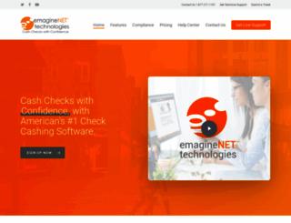 emaginenet.com screenshot