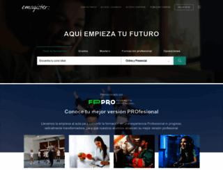 emagister.com screenshot