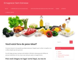 emagrecersemestresse.com screenshot