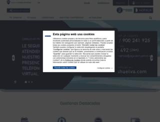 emahsa.aguasonline.es screenshot