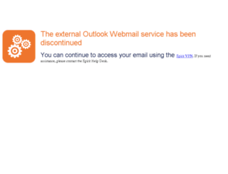 email-na.spiritaero.com screenshot