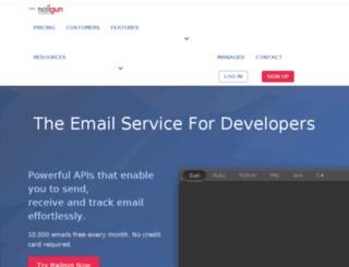 email.cylcon.com screenshot