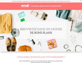 email.email-attitude.com screenshot