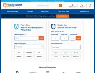 email.filtersfast.com screenshot