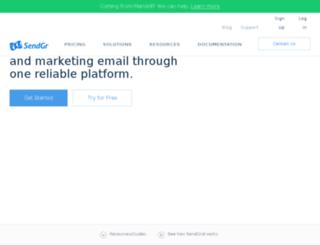 email.fitradio.com screenshot