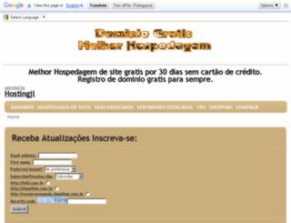 email.hdjl.com.br screenshot