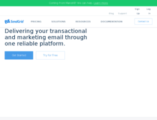 email.launchrock.com screenshot