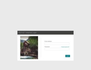 email.rof.net screenshot