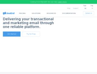 email.sinembargo.mx screenshot