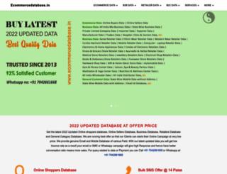 emaildata4u.asia screenshot