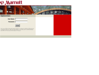 emaillite.marriott.com screenshot