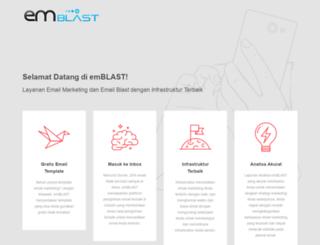 emailmarketing.co.id screenshot