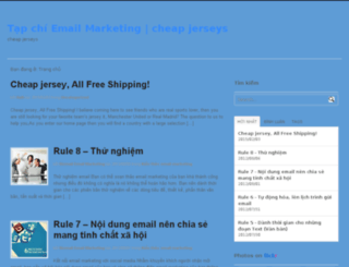 emailmarketing.com.vn screenshot