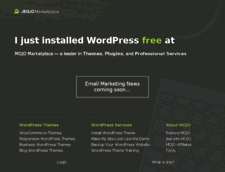emailmarketingassistant.com screenshot