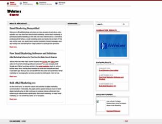 emailmarketings.net screenshot