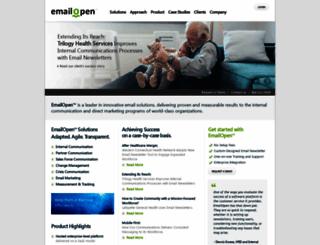 emailopen.com screenshot