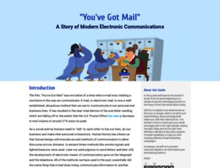 emailrecovery-software.com screenshot