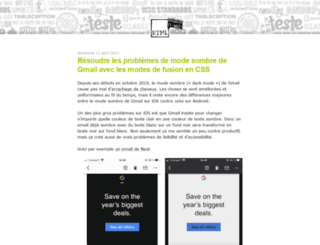 emails.hteumeuleu.fr screenshot