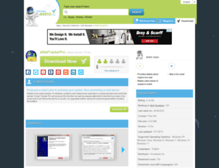 emailtrackerpro.en.downloadastro.com screenshot
