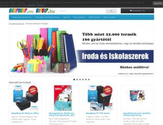 emailtudakozo.hu screenshot