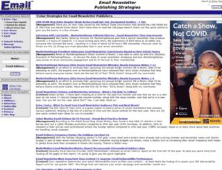 emailuniverse.com screenshot