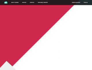 emailverifierapi.com screenshot