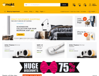 emakt.com screenshot
