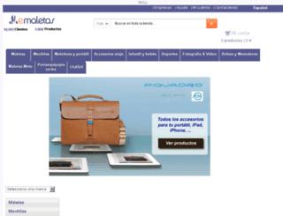 emaletas.com screenshot