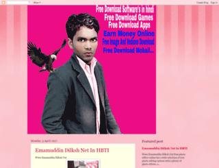 emamuddindilkshnet.blogspot.in screenshot