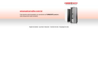 emanuelcarvalho.com.br screenshot