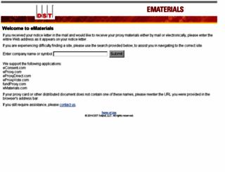 ematerials.com screenshot