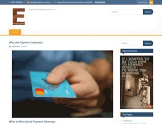 ematters.com.au screenshot