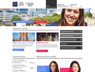 emba-global.com screenshot