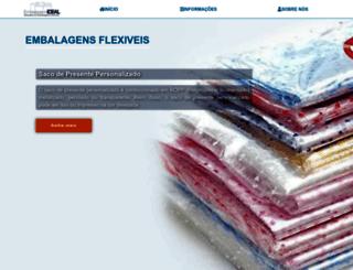 embalagensflexiveis.com.br screenshot