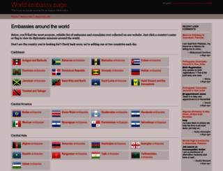 embassy-finder.com screenshot