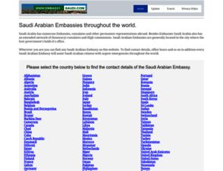 embassy-saudi.com screenshot