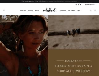 embella.com.au screenshot