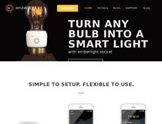 emberlight.co screenshot