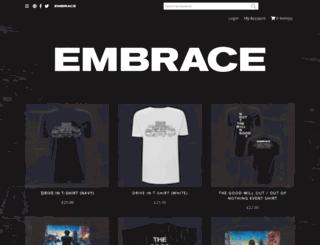 embrace.tmstor.es screenshot