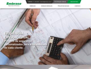 embrase.com.br screenshot