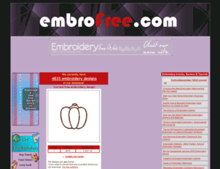 embrofree.com screenshot