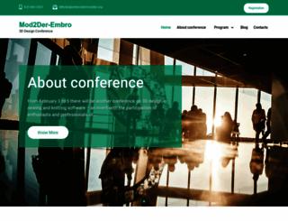 embroidermodder.org screenshot