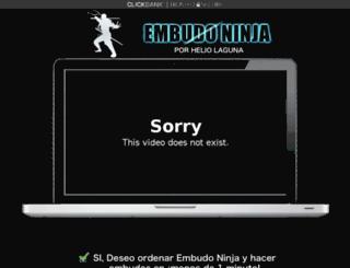 embudo.ninja screenshot