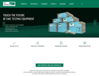emc-partner.com screenshot