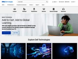 emc.com screenshot