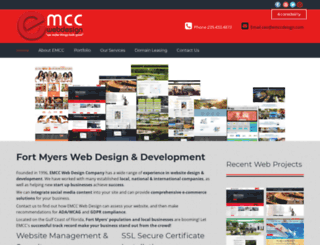 emccdesign.com screenshot