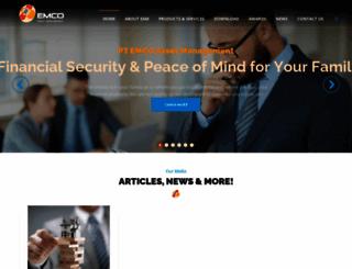 emco-am.co.id screenshot