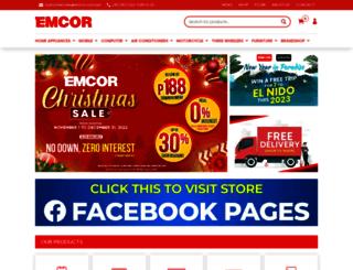 emcor.com.ph screenshot