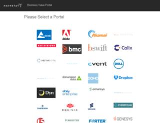 emcstage.mainstayadvisor.com screenshot