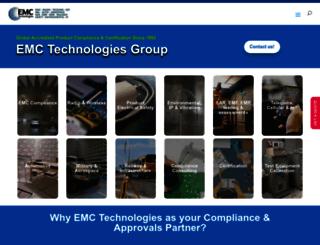 emctech.com.au screenshot